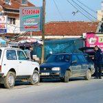 Инспекторатот со акција за отстранување на нелегалните продавачи во Чаир