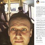 Уапсен рускиот опозициски политичар Навални