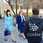 """Фатиме побара притвор за обвинет во """"Шлаканиците"""" – ларингитис не е пречка за присуство на судењето"""