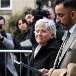 Каталонска политичарка ѝ се предаде на полицијата во Шкотска