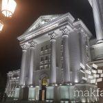 Законите за судови и за Судски совет на владина седница