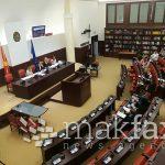 Извештајот на СЈО одложен за наредната недела, пратениците не биле подготвени
