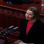 Могерини: Да се продлабочат реформите за да има позитивни вести во јуни