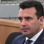 """(Видео) Снимката за """"Поткуп"""" трипати е прекинувана, вели Заев"""