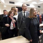 Сакате да протнете докази на нечесен начин, ѝ рече судијката на адвокатката на Груевски