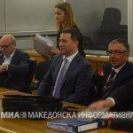 """Груевски неделава на судења за """"Титаник"""", Насилства"""" и """"Траекторија"""""""