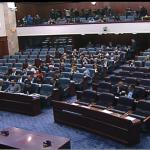 Собранието ги донесе законите за судовите, за Судски совет и за високотo образование