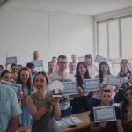Правната клиника на своите членови им додели сертификати за учество во нејзината работа