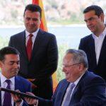 Грците бараат Врховниот суд да го поништи договорот со Македонија