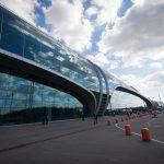 Лице лежело на подот со експлозив на аеродромот во Москва