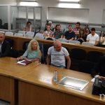 (Видео) Затворски казни за двајцата обвинети за насилството во Собранието