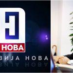 """43 ексвработени во телевизијата """"Нова"""" на судско рочиште за барањето за стечај"""