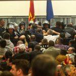 Поднесен предлогот-законот за амнестија за настаните во Собранието на 27 април