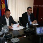 (Видео) Разбиена криминална група во Скопје, насилно одземале имот на наводни должници