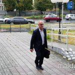 Судијата парично го казни адвокатот на обвинетиот Сашо Срцев