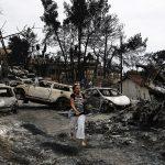 Грчките обвинители добија детали за 92 жртви од катастрофалните пожари