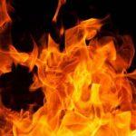 Пожар во затвор во Охрид