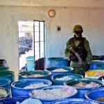 Во Мексико запленети 10 тони синтетичка дрога