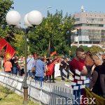 Полиција и кордони на судењето за Чавков и пратениците