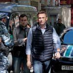 Веднаш по излегувањето од притвор, Алексеј Навални повторно уапсен
