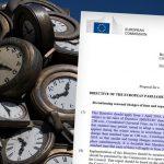 Во 2019 година земјите на ЕУ последен пат ќе ги поместaт стрелките на часовникот