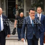 Апелација чека одговор од Обвинителството за да закаже седница за пресудата на Заев