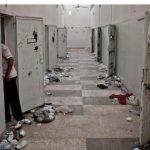 Бунт во затвор во Триполи, 400 затвореници избегаа