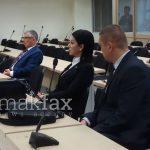 """Јанкулоска осудена на 6 години затвор за набавката на """"мерцедесот"""""""