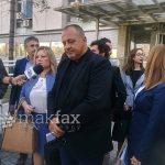 (Видео) Кацарска ги исфрли од судница адвокатите на обвинетите за 27 април и ги казни со по 1 000 евра