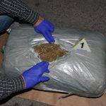 Во Санџак пронајдени 10 килограми марихуана во автомобил