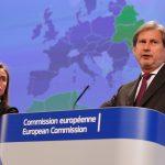 Могерини – Хан: Парламентот сега е на потег да ги донесе уставните измени