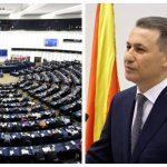 Европскиот парламент ги усвои амандманите за екстрадиција на Груевски