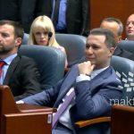 (Видео) Собранието не му го одзеде мандатот на Груевски