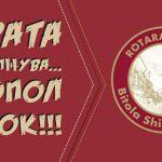 """Ротаракт Широк Сокак Битола успешно го реализираше проектот """" Играта продолжува..со топол оброк """""""