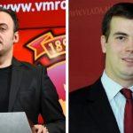 Василевски: Спиро Ристовски и Кирил Божиновски ги контролираа водачите на протестите на 27 април