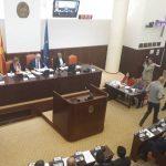 Во Собранието, комисиска дебата по уставните амандмани
