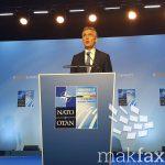 Столтенберг: НАТО е подготвен да го потпише пристапниот протокол со Македонија