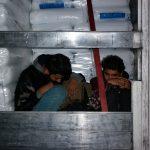 Четворица Авганистанци затекнати при растовар на камион