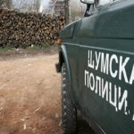 Кривични за двајца мажи од Конче кои краделе дрва од парцела на нивен соселанец