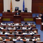 Седница на Собранието за уставните измени