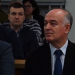 """Владимир Талески и 20 обвинети во """"Транспортер"""" слушаа разговор меѓу Јанкулоска и Ставрески"""
