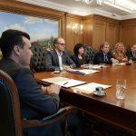 Заев: Од септември поголеми плати за судиите