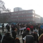 Пазарџиите бараат целосно укинување на законот, се закануваат со генерален штрајк и Уставен