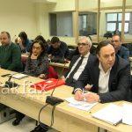 """(Видео) Во стан во """"парламентарката"""" надвор од УБК се обработувале прислушуваните материјали"""