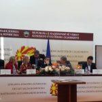 Река прв на гласачкото ливче, втора Силјановска, трет Пендаровски