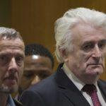 Караџиќ осуден на доживотна казна затвор