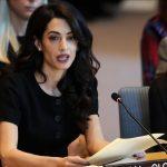 Амал Клуни предлага формирање меѓународен суд за терористи