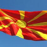 Украдено македонско знаме од пред конзулатот на Монголија