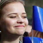 Европејците ги слават Денот на победата и Денот на Европа