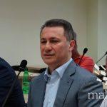 Врховните судии ќе расправаат за затворот на Груевски